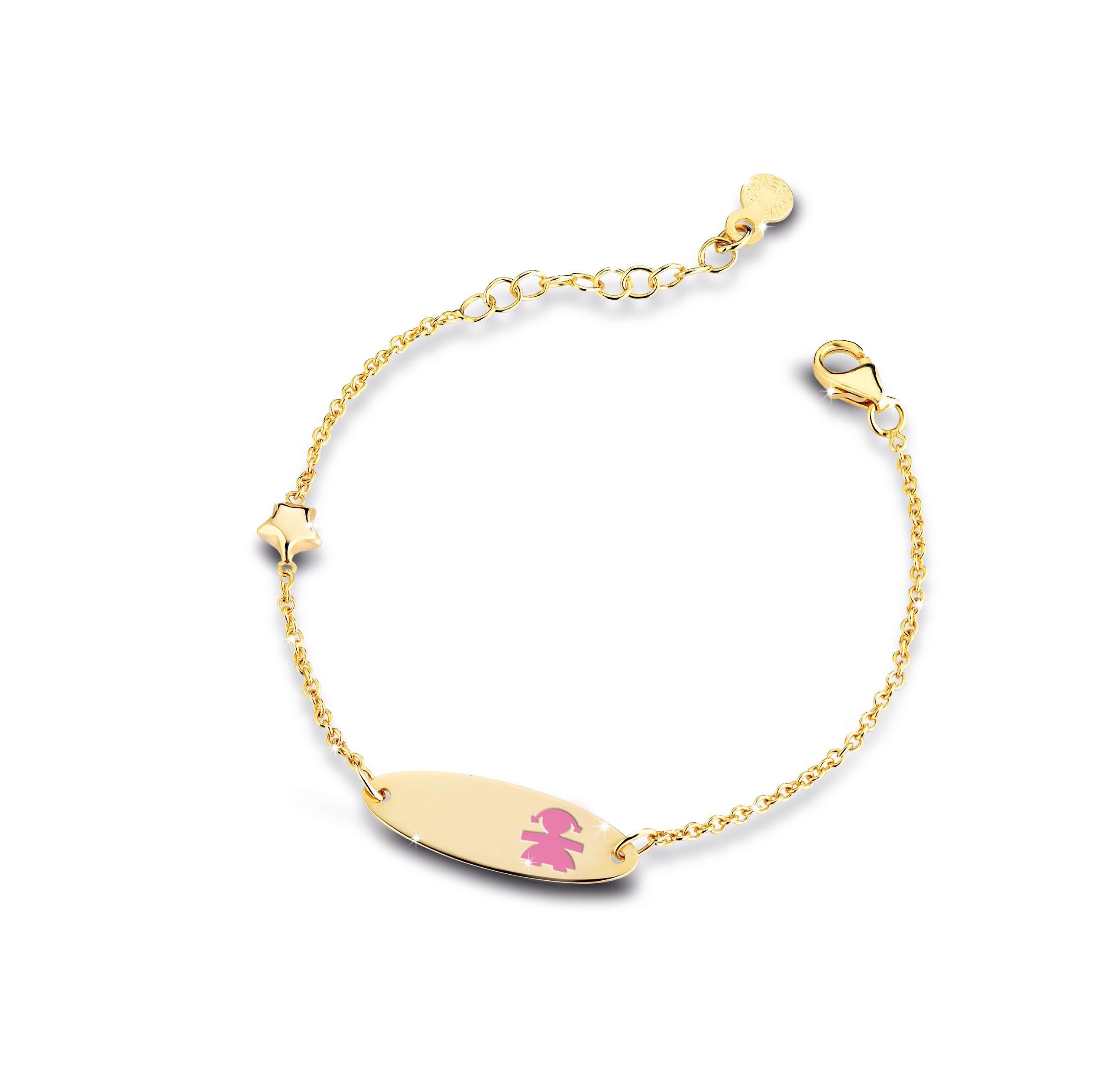 braccialetto per bimba leBebé PrimeGioie