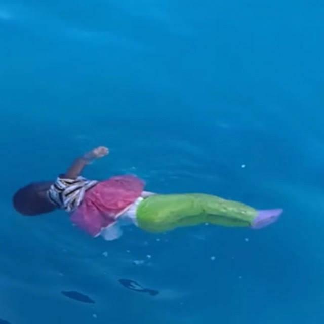Bambini vittime dei naufragi