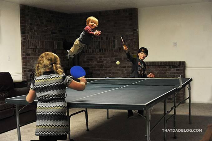 bimbo pin pong