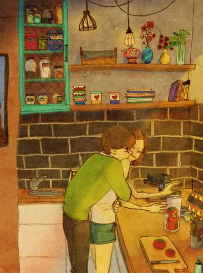 L'Amore nelle piccole cose: 25 magnifiche immagini