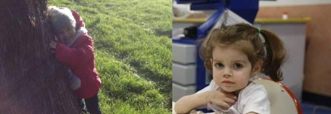 Bambina di 2 anni salva una coetanea