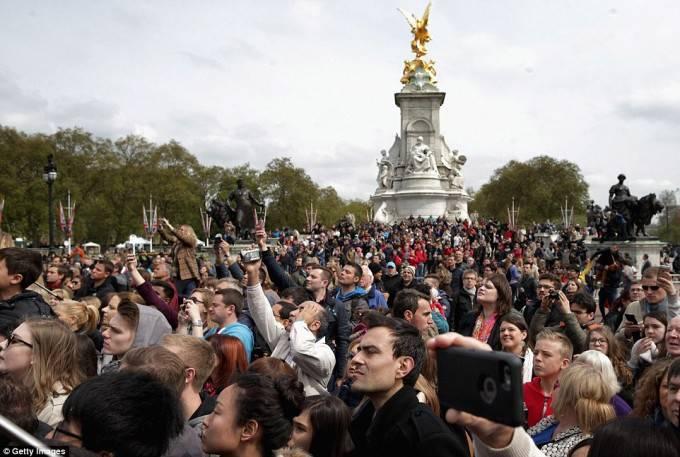 folla inglese