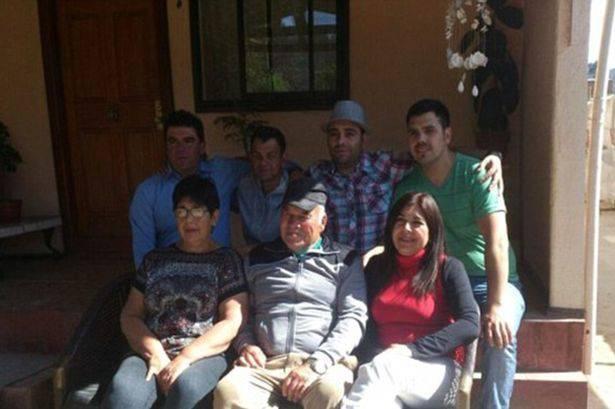 Travis-Tolliver famiglia