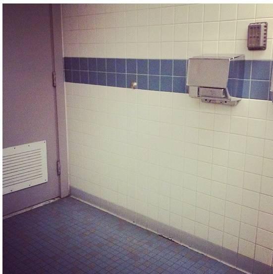 bagno da uomini