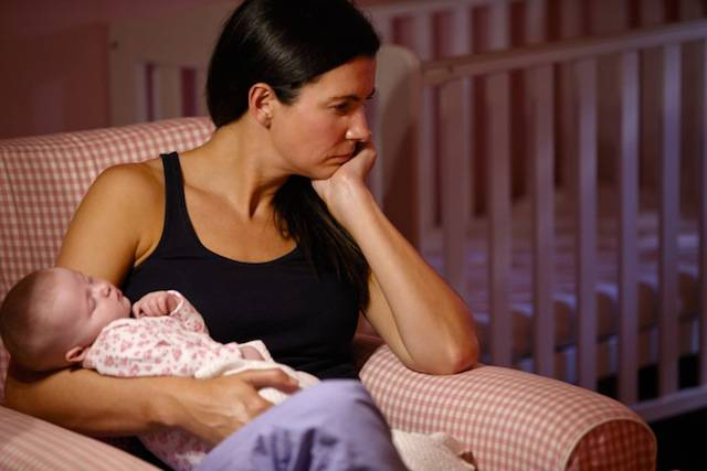 """Il cervello delle mamme con la depressione post-parto """"fotografato"""": uno studio"""