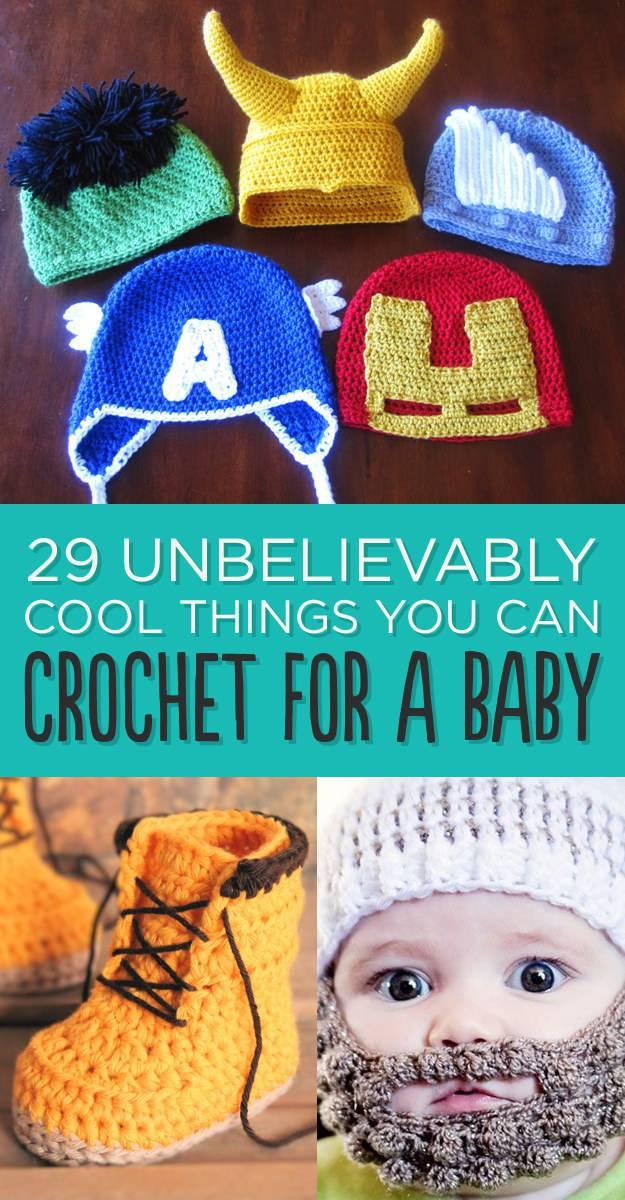 7 fantastiche immagini su Stivali Per Bambini All'uncinetto
