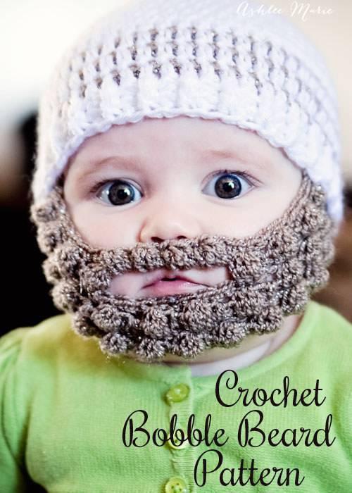 cappello con barba