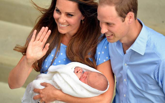 george royal baby