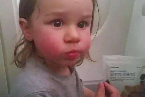 bambino piange troppo