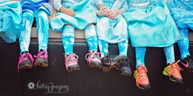 bimbe scarpe