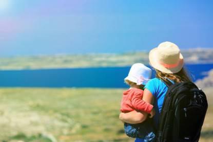 viaggio con neonati