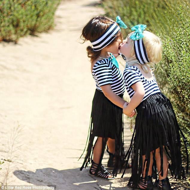 Préférence bambine alla moda: hanno 2 anni ma sono piccole modelle : SL63
