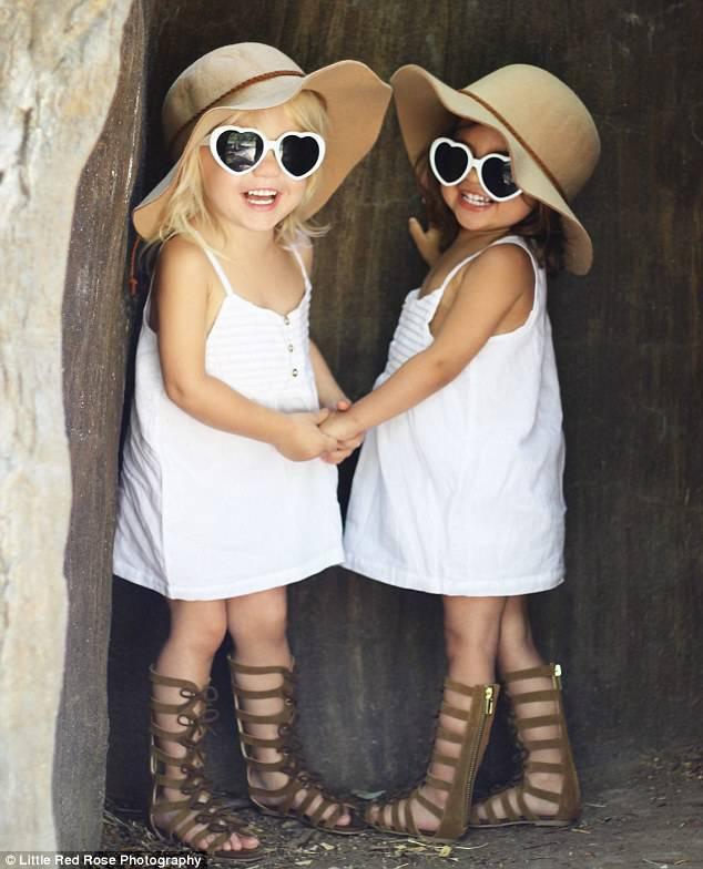 Top bambine alla moda: hanno 2 anni ma sono piccole modelle : ZY78