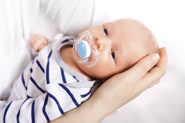come vedono i neonati