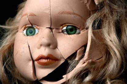 terrore delle bambole