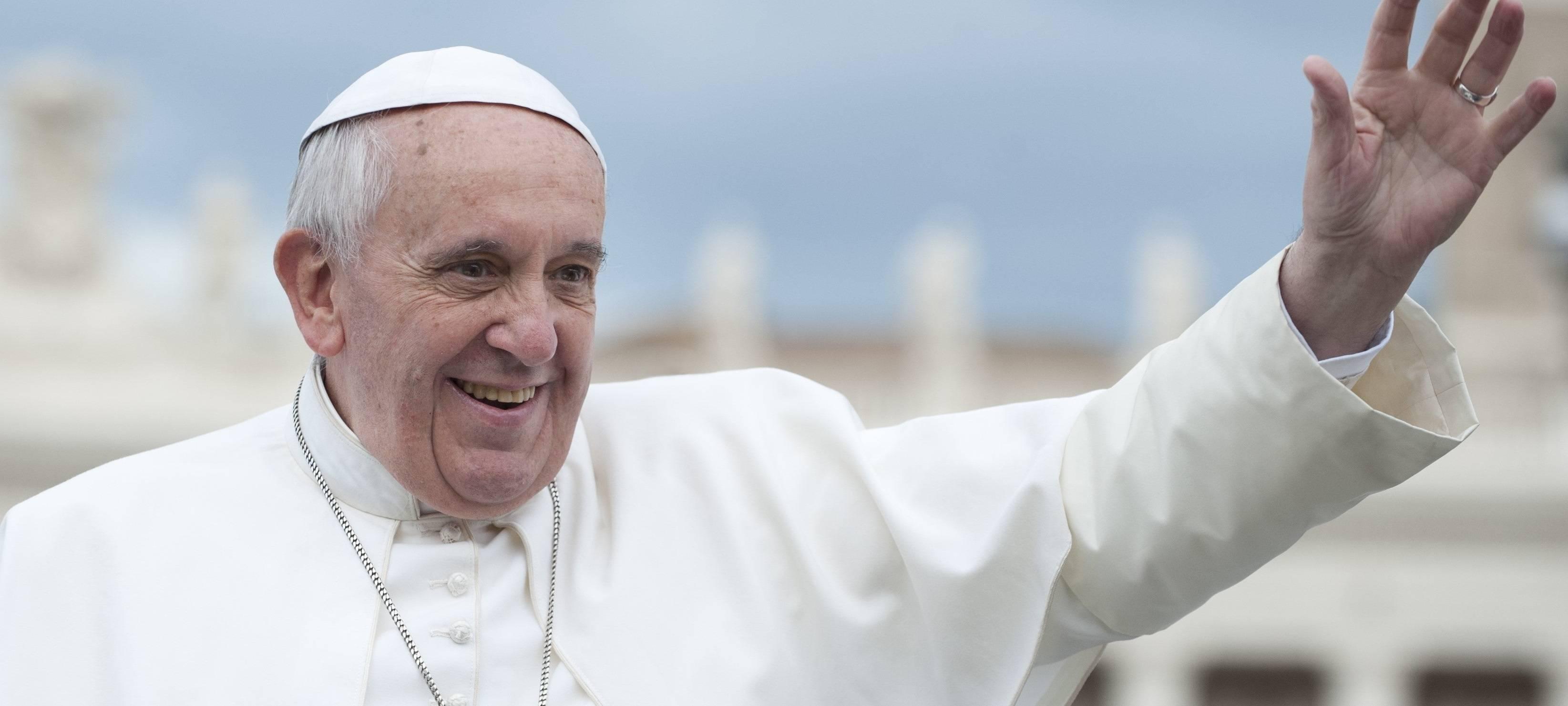 papa francesco per i genitori