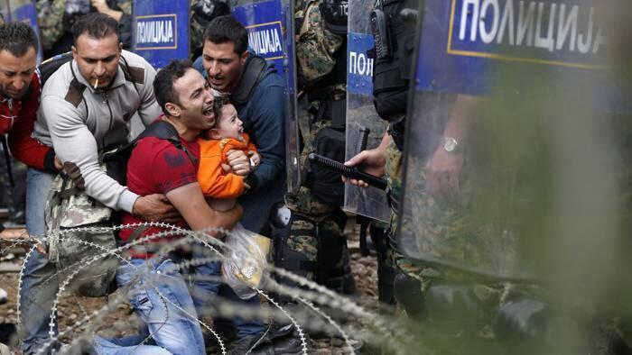 bambini profughi vittime