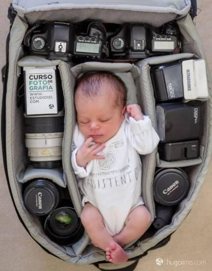neonati nelle borse