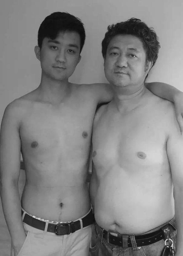 padre e figlio 2012