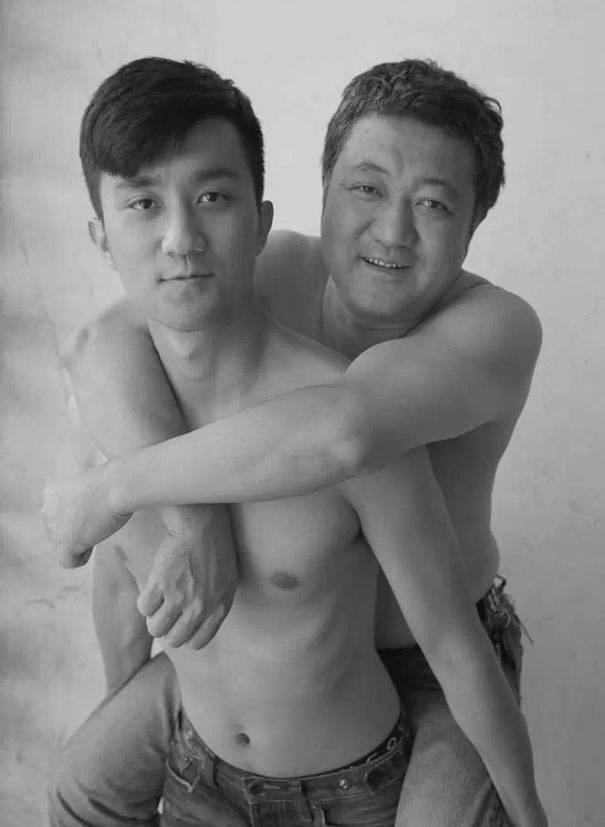 padre e figlio 2013