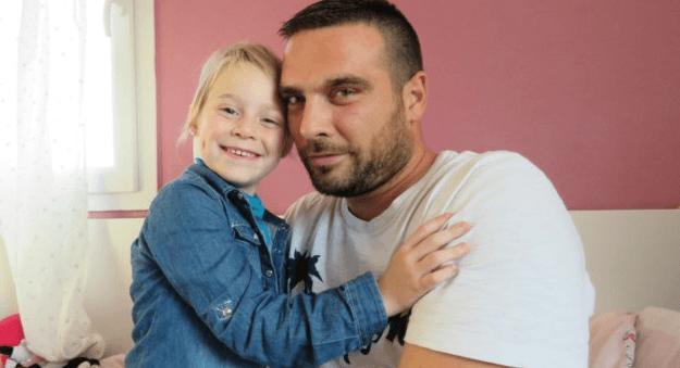 Sua figlia ha il cancro e i colleghi gli donano 350 giorni di ferie