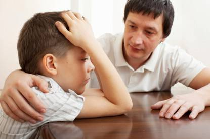 disturbi d'ansia dei bambini
