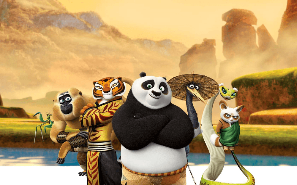 Kung Fu Panda 3: la nuova avventura di Po