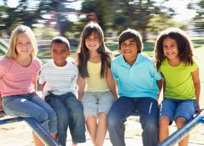 bambini riuniti
