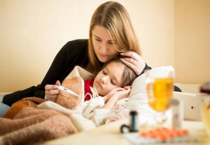 febbre, 10 cose da fare