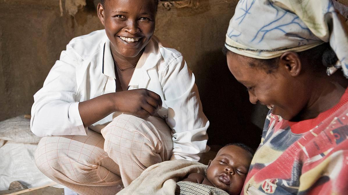 """""""Mai più senza mamma"""": salviamo le mamme e i bambini africani – VIDEO"""