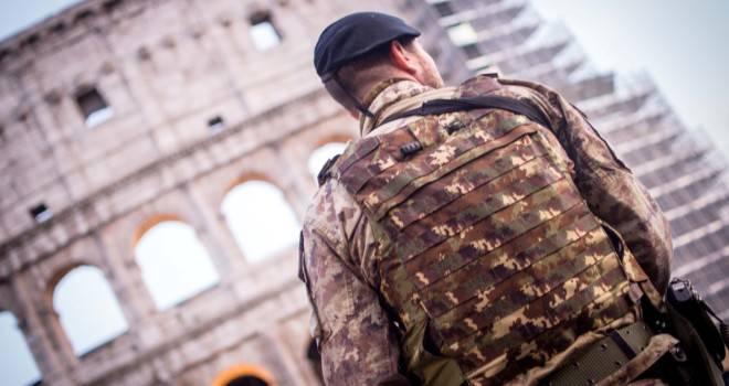 Allarme attentato a Roma: una mamma fa scattare la psicosi