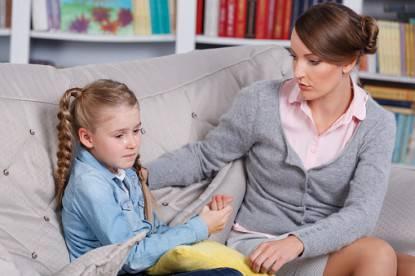 genitore parla
