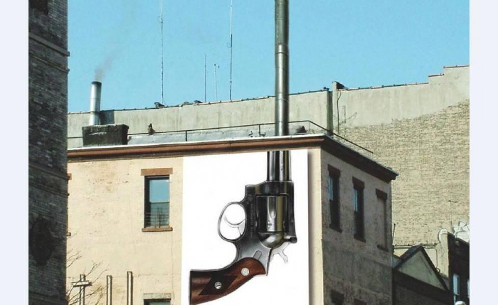 pubblicità contro inquinamento