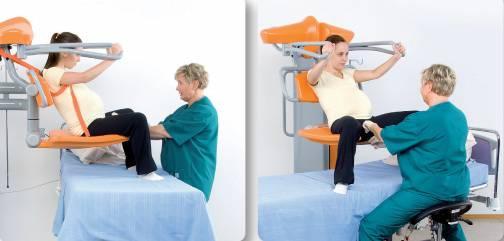 sedia per partorire