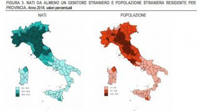 italia nascite