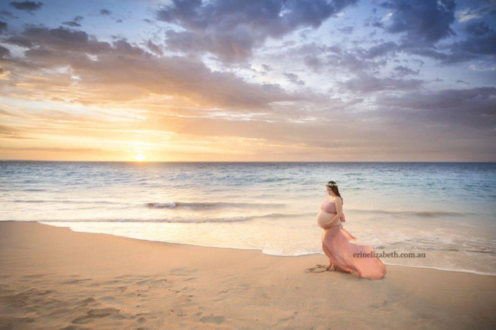 donna spiaggia