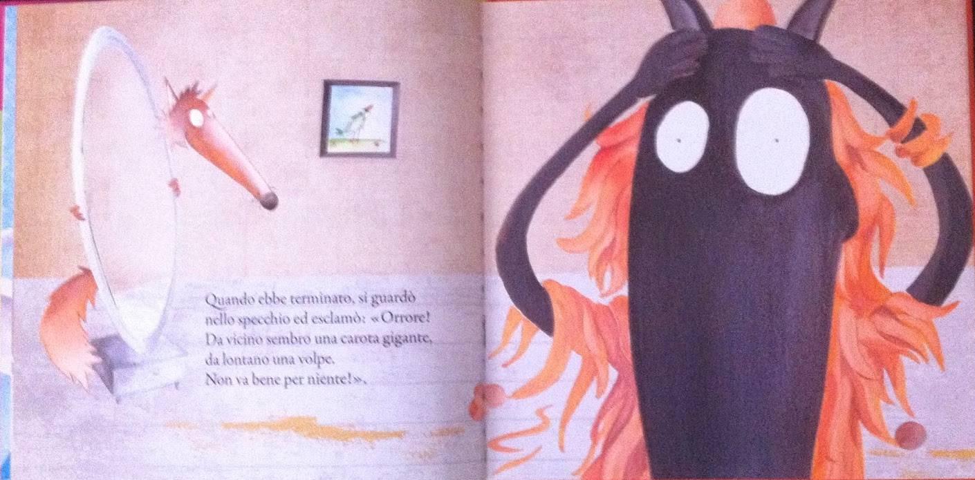 """L'angolo del baby libro: """"Il lupo che voleva cambiare colore"""""""