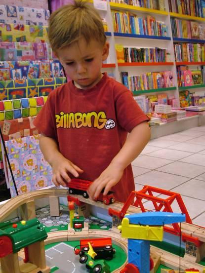 i giocattoli elettronici