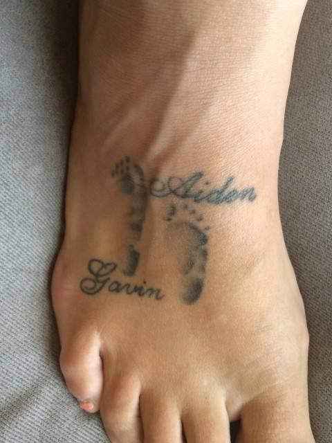 tatuaggio della memoria