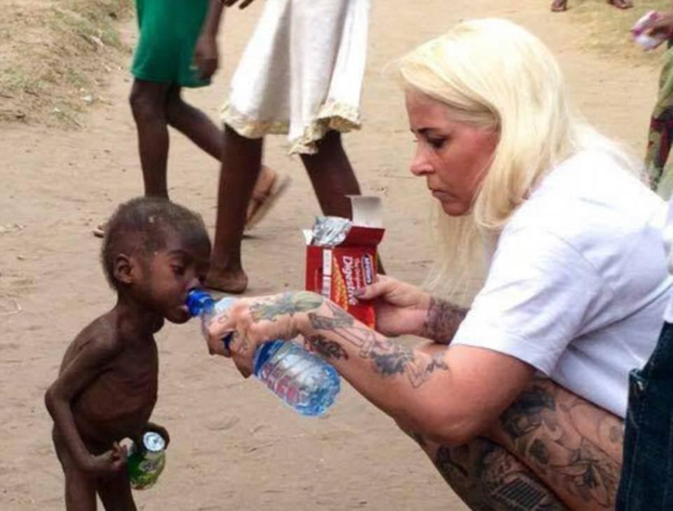 bambino nigeriano