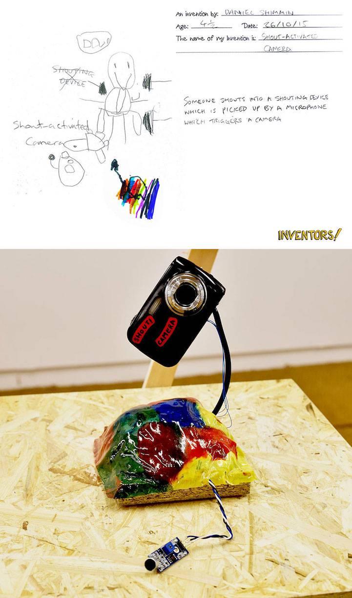 invenzione macchina fotografica