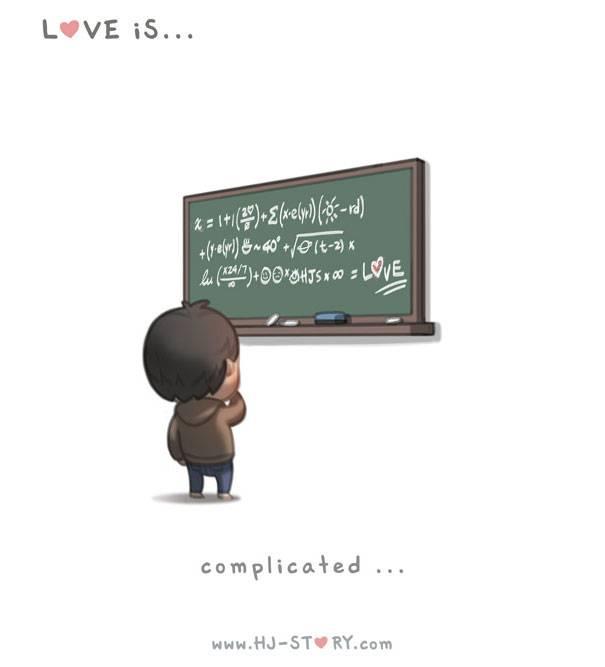 vignetta amore complicato