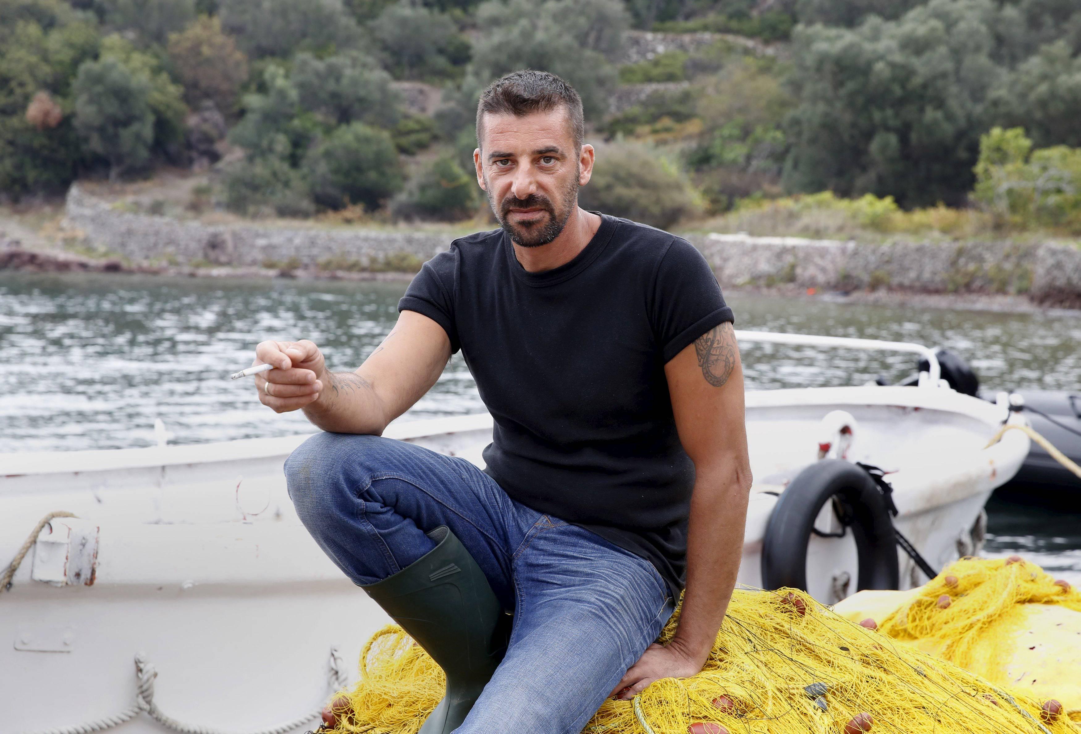 pescatore greco premio nobel