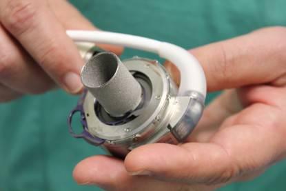 cuore artificiale magnetico