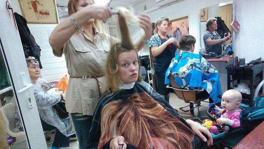 parrucchiera