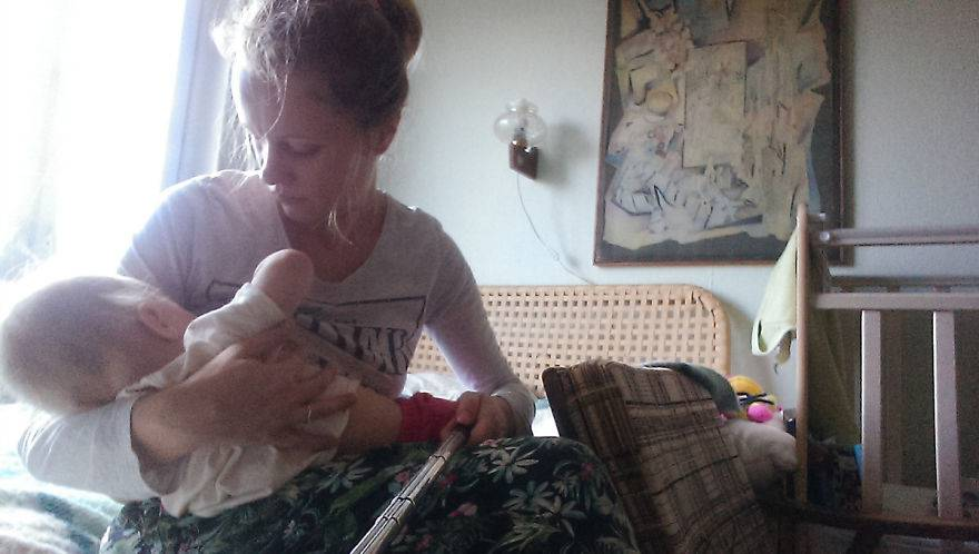 allattamento al seno