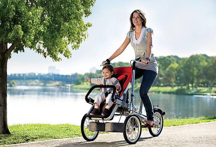 mamma bicicletta