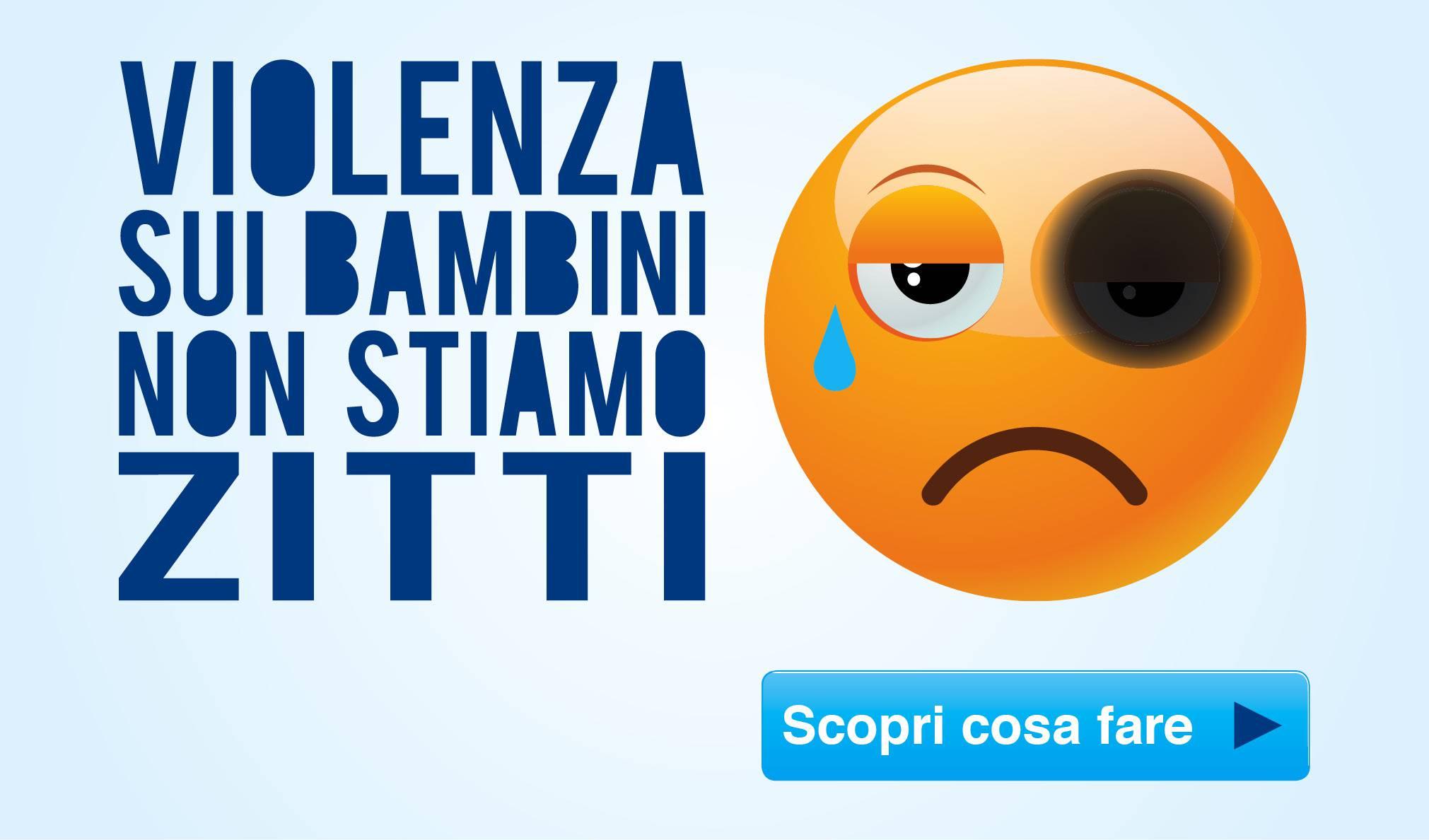 Non stiamo zitti: il 16 -17 aprile combattiamo il bullismo con Telefono Azzurro