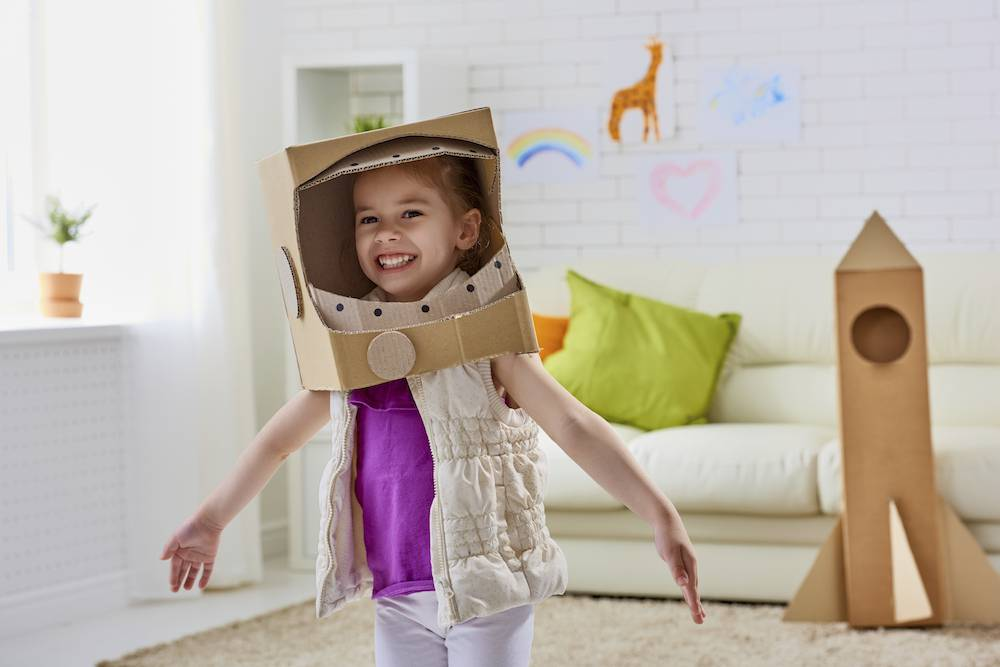 Se i vostri bambini si creano dei mondi di fantasia, prestate attenzione