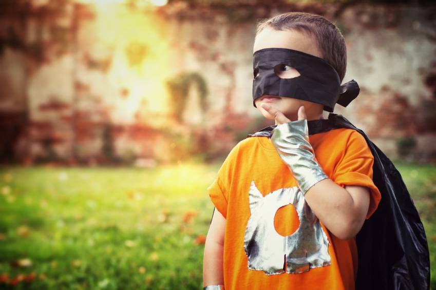 Giocare ai supereroi è fondamentale per bambini e adulti, secondo uno studio